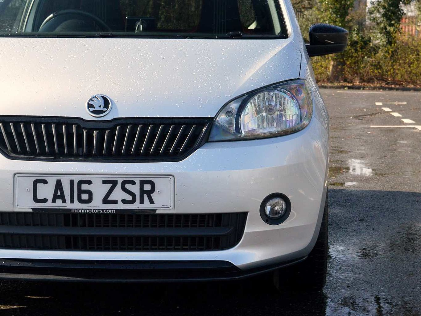 SKODA Citigo 5 door Monte Carlo 1.0 MPI 60 PS 5G Man