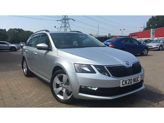 SKODA Octavia 1.0 TSI (115PS) SE 5-Dr Estate